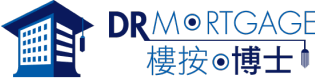 樓按博士Dr Mortgage Logo